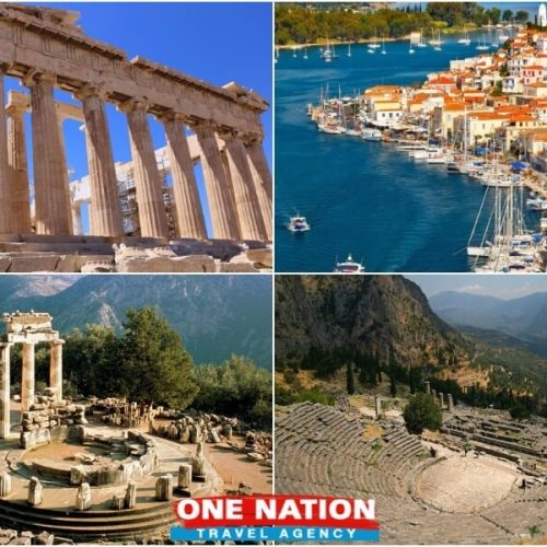 5 Days Athens and Delphi Tour Package