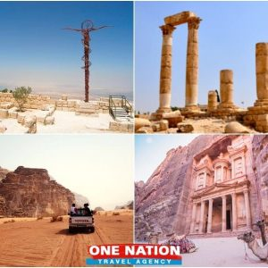 5 Days Magical Jordan Tour Package