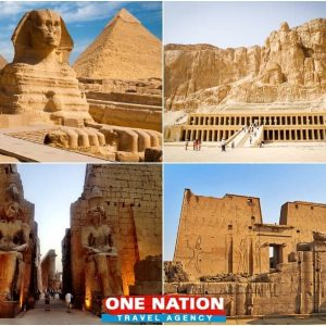 6 Days Cairo Luxor and Aswan Tour
