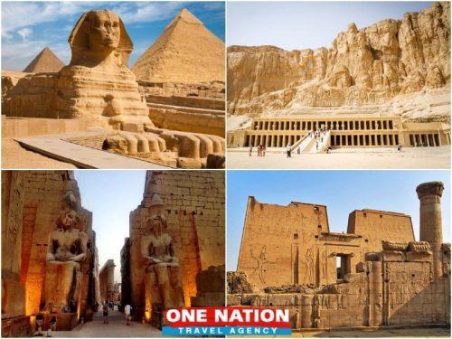 6 Days Cairo Luxor and Aswan Tour