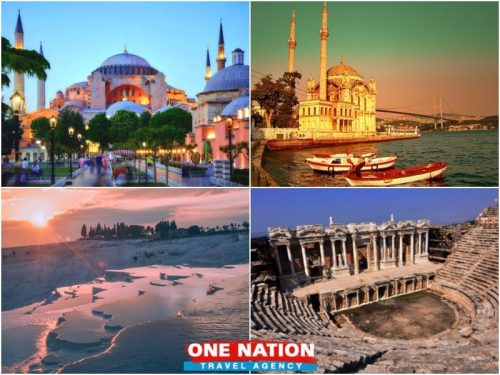 6-Day Istanbul and Pamukkale Tour Package