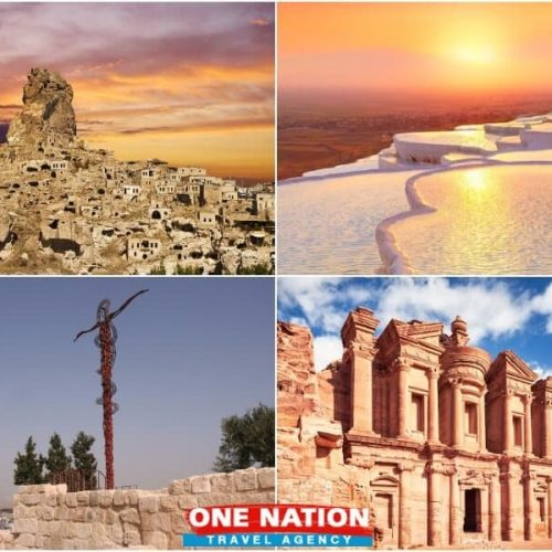 10 Days Turkey and Jordan Tour Package