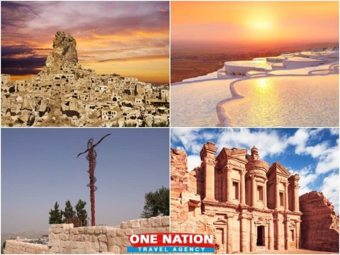10 Days Turkey and Jordan Tour Package