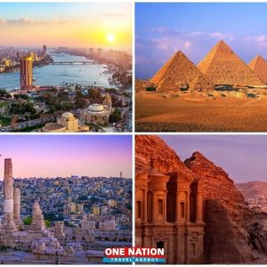 11-Day Egypt and Jordan Tour Package