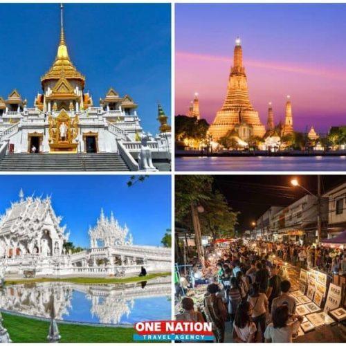 7 Days Bangkok Chiang Rai and Chiang Mai Tour