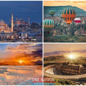 12-Day Istanbul Bursa Cappadocia Konya Pamukkale and Antalya tour