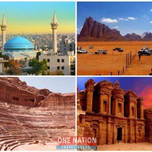 5-Day Wonderful Jordan Tour Package