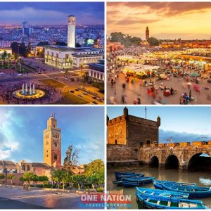 6-day Casablanca Rabat Marrakech and Essaouira tour