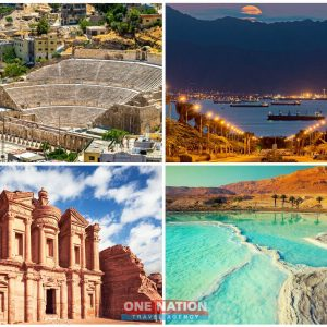 6-Day Jordan Highlights Tour Package