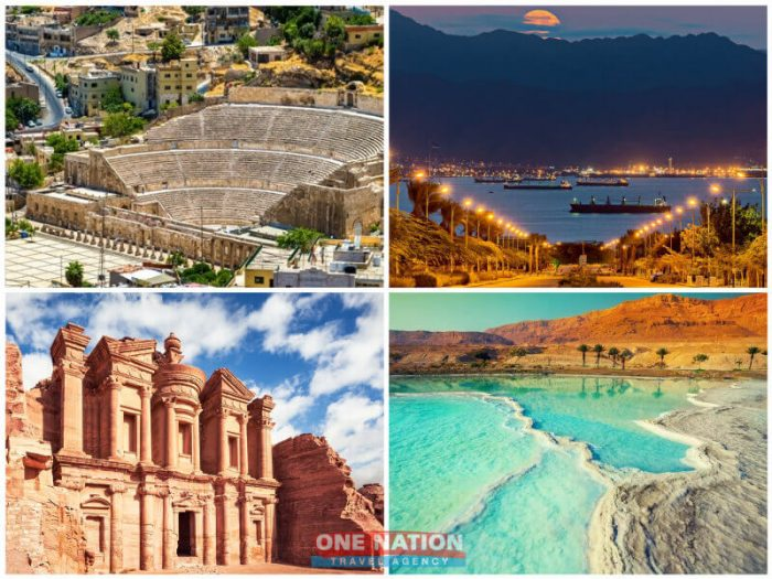 6-Day Jordan Highlights Tour Package
