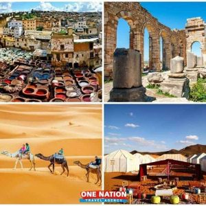 8-Day Morocco tour package starts from Casablanca