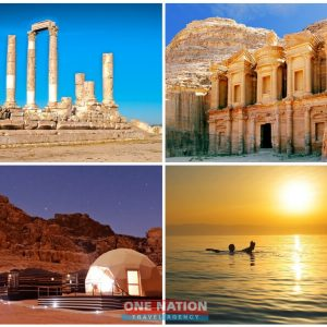 8-Day Classical Jordan Tour Package