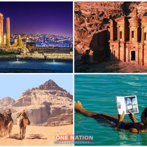 8-day Jordan experience tour package