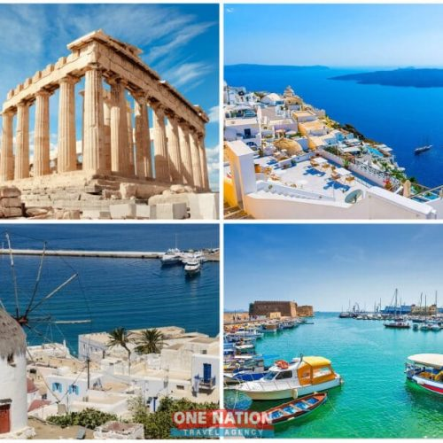 11 Days Athens, Crete, Heraklion (Crete), Milos, Mykonos, Santorini, Turkey, Ephesus and Kusadasi Tour