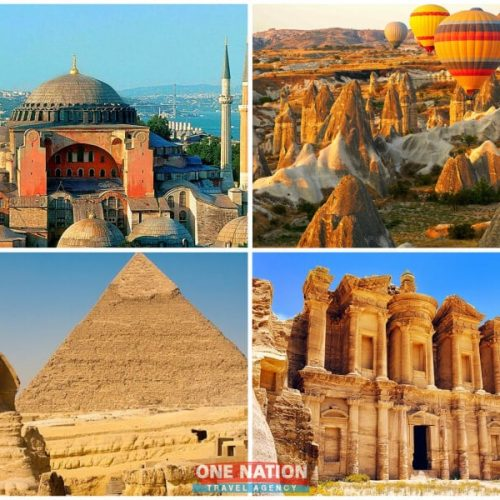 15-Day Turkey, Egypt and Jordan Combination Tour