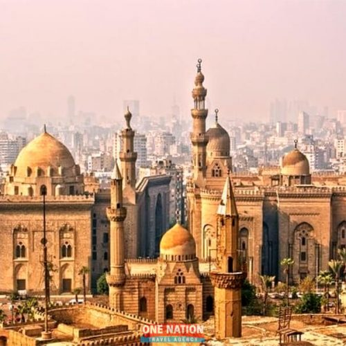 2 Days / 1 Night Cairo Tour Package