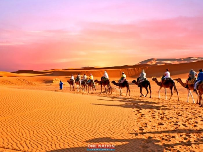3 Days Private Merzouga Desert Tour from Marrakech