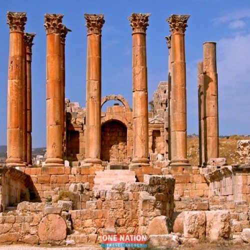 5-Day Jordan Itinerary