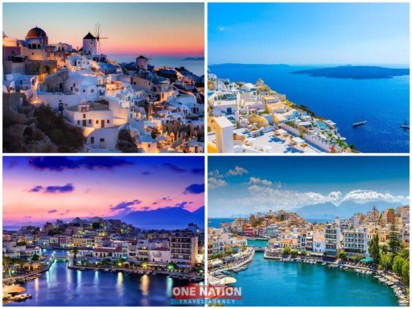 9-Day Greek Island Hopping Tour of Athens, Santorini and Crete