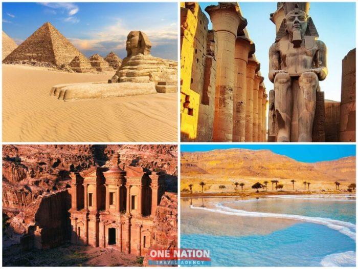 10-Day Egypt and Jordan Tour