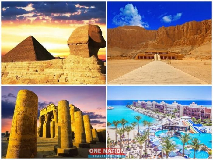 8-Day Cairo, Luxor and Hurghada Tour