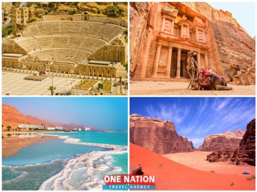 5-Day Private Tour of Amman Petra Dead Sea and Wadi Rum