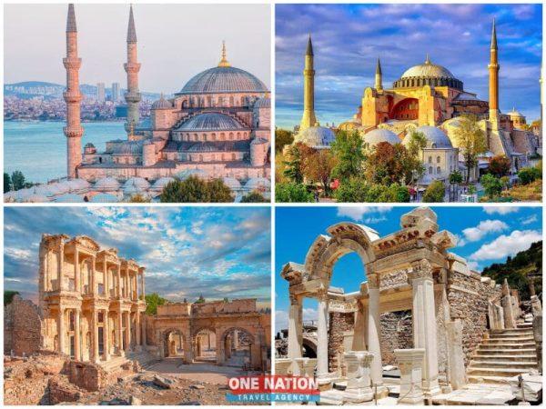 5-Day Istanbul and Ephesus Tour