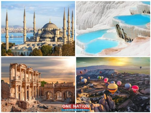 7 Day Turkey Trip